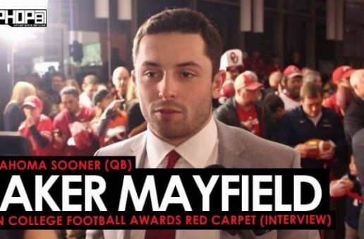 Baker Mayfield Talks Winning AP Player of the Year Honors, the Oklahoma Sooners & More at the ESPN College Football Awards (Video)
