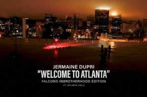 Jermaine Dupri – Welcome To Atlanta (Atlanta Falcons Remix)