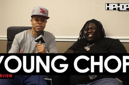 Young Chop Talks 'King Chop 2', Pros & Cons of Producing vs. Rapping, New Projects with Lil Durk & Chief Keef & More (Video)