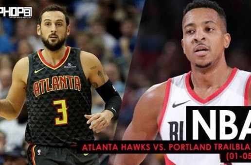 Rip City Dazed: Atlanta Hawks vs. Portland Trailblazers (1-5-18) (Recap)