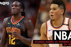 Chriss Crossed: Atlanta Hawks vs. Phoenix Suns  (1-2-18) (Recap)