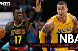 No California Love: Atlanta Hawks vs. Los Angeles Lakers (1-7-18) (Recap)