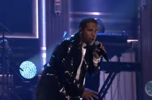 A$AP Ferg – Plain Jane – Live on Jimmy Fallon (Video)