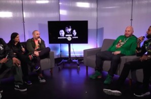 Fat Joe Discusses 50 Cent's New Album & More w/ Hot 97's Ebro in the Morning (Video)