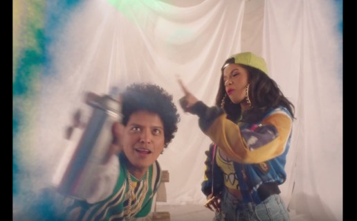 "Bruno Mars & Cardi B Take Us Back To The 90's W/ ""In Living Color"" Themed Visual For ""Finesse"""