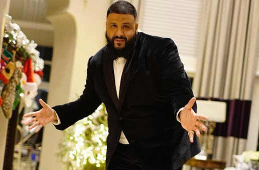 DJ Khaled Named Weight Watchers Ambassador!