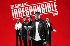 Kevin Hart's 'The Kevin Hart Irresponsible Tour' is Coming to Philips Arena on Sunday, April 8