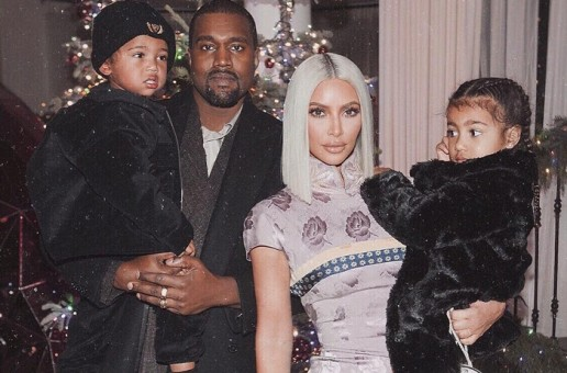 Saint West Is Finally Home After Being Hospitalized w/ Pneumonia!