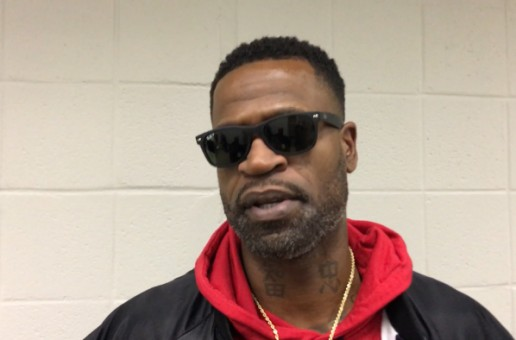 Former NBA Great/ ESPN Commentator Stephen Jackson Breaks Down Blake Griffin's Trade To the Pistons & Team LeBron vs. Team Curry (Video)