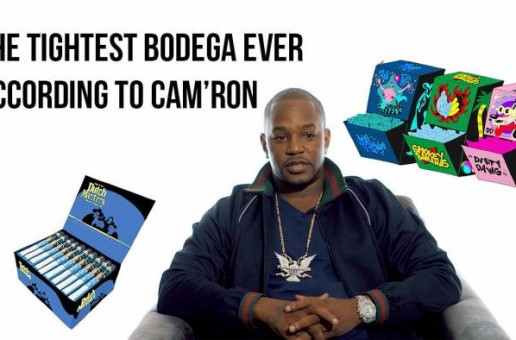 "Cam'ron Envisions His Dream Bodega on Cinematic TV's ""Tightest _____ Ever"""