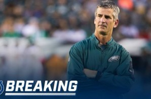 Former Eagles OC Frank Reich has Agreed to a 5-year Deal To Be The Head Coach of the Indianapolis Colts.