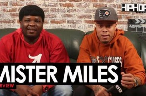 Mister Miles Talks Alabama's Music Scene, The Music Business For Indie Artist, Upoming Projects & More with HHS1987 (Video)