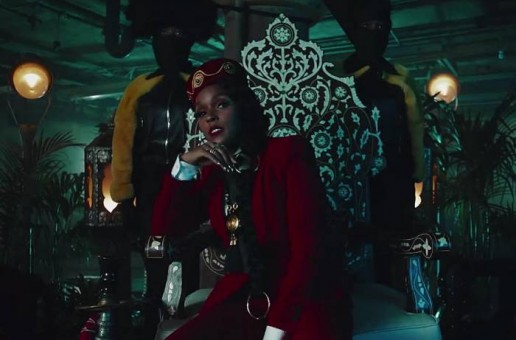 Janelle Monáe – Django Jane (Video)