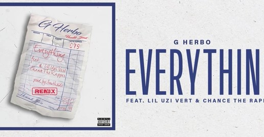 G Herbo – Everything (Remix) Ft. Chance The Rapper (Video)