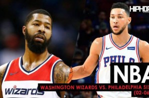 Brotherly Love Flying High: Washington Wizards vs. Philadelphia Sixers (2-6-18) (Recap)