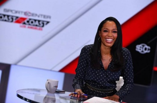 Moving On Up: ESPN's Cari Champion Will Debut On SportsNation on March 12th