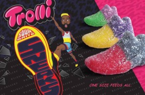 The Candyman: Trolli Makes James Harden Beard & Sneaker Candy