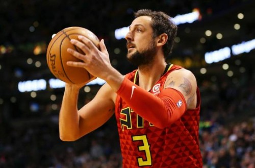 image-500x329 The Atlanta Hawks Waive Sharpshooter Marco Belinelli; Sixers, Raptors, OKC, Miami Could Look To Sign Him