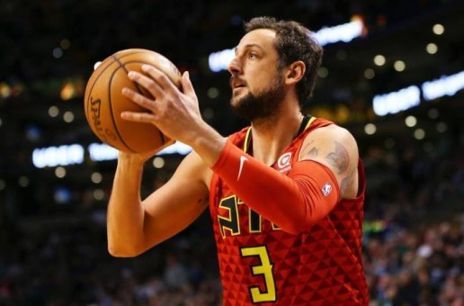 The Atlanta Hawks Waive Sharpshooter Marco Belinelli; Sixers, Raptors, OKC, Miami Could Look To Sign Him