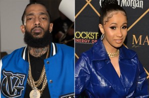 Nipsey Hussle Addresses Cardi B's Gang Controversy (Video)