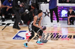 Brooklyn Nets (G) Spencer Dinwiddle Wins The 2018 All-Star Saturday Night #TacoBellSkills Challenge (NBA All-Star Recap)