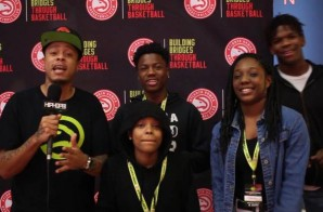 NBA Superheroes: The Atlanta Hawks Accept the #BlackPantherChallenge By Taking 150 Youth to See The Movie (Recap)
