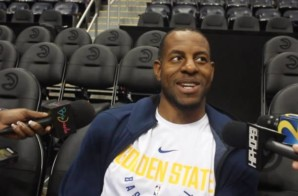 Just Kickin' It: Andre Iguodala Talks Getting JaVale McGee & Big Krit in the Booth, NBA Players Entering the Business World & More (Episode 8)