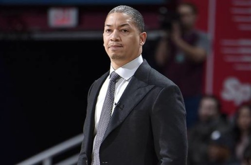 Cleveland Cavaliers Head Coach Ty Lue Is Stepping Away For The Team For a Short Time For Health Reasons