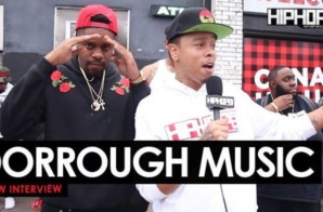 Dorrough Music Talks 'The Jump Back', SXSW 2018, Michael Crabtree, the Dallas Mavericks, Dallas Cowboys, Texas' Music Scene and More (Video)
