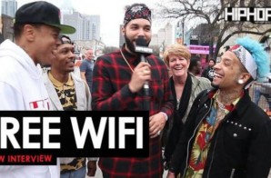 Free Wifi Discuss the Importance of SXSW, Their New Deal, Their Upcoming Business Moves & More (Video)