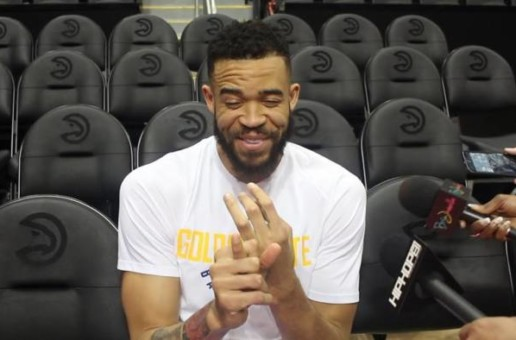 Just Kickin' It: JaVale Mcgee Talks Working with Big Krit, His Top 5 Atlanta Rappers & More (Episode 7)