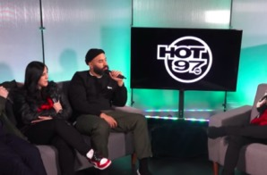 Tory Lanez Speaks On Stealing Lyrics, Saving Music & More w/ Hot 97's Ebro in the Morning (Video)