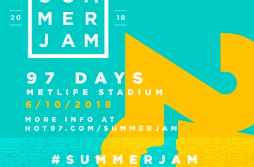 97 Day Countdown to Hot 97's Summer Jam is Here! (Video)