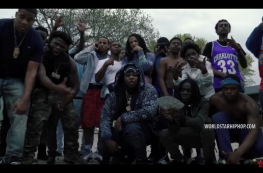 "Maxo Kream Brings The Hood Out In Intense ""Go"" Video Featuring D. Flowers"