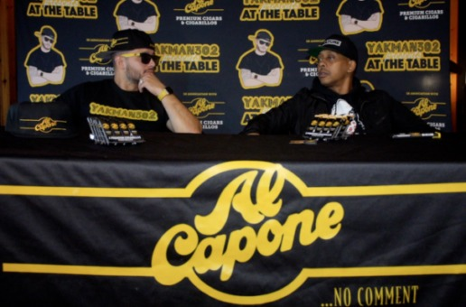 "Yakman ""At The Table"" – Gillie Da Kid Interview (Part 1) Presented by HipHopSince1987"