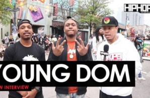 Young Dom Talks His Growth as an Artist, SXSW 2018, New York City's Music Scene, 'Live Young Die Rich 3' & More (Video)