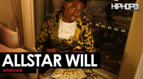 "allstar-interview-500x279 AllStar Will Talks Life in Louisiana, His New Video ""Just Might"", & Much More with HipHopSince1987"