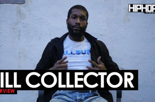 Bill Collector Talks Upcoming Battle Vs. Prez Mafia & Much More with HHS1987