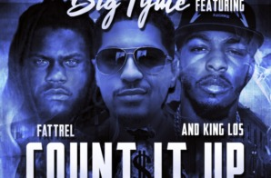 "Fat Trel & King Los Run Up Some Commas With Big Tyme On ""Count It Up"""
