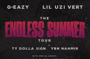 G-Eazy & Lil Uzi Vert Return With Ty Dolla $ign & More For 'The Endless Summer' Tour!
