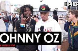 "Johnny Oz Talks His Growth In Music, Florida's Music Scene, His Project ""Dead Man Walking"", the Rolling Loud Fest & More (Video)"