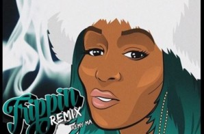 Remy Ma Unleashes 'Set Trippin' & 'Roll In Peace' Freestyles