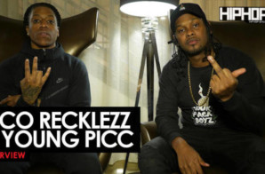 Rico Recklezz and Young Picc Exclusive Interview with HipHopSince1987 (Part 1)