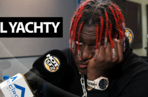Lil Yachty Drops A Freestyle For Funk Flex on Hot 97(Video)