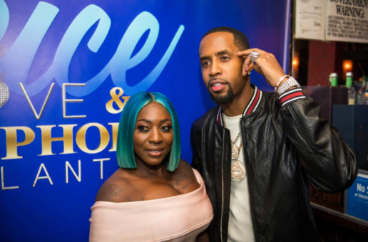 Jamaican Dancehall Artist, Spice, Joins VH1's Love & Hip Hop Atlanta Cast (Watch Party Recap)