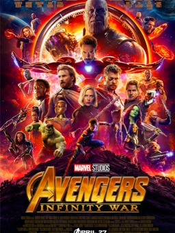 Marvel Studios' AVENGERS: INFINITY WAR (Movie Trailer)