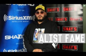 AlistFame Talks Producing For Rick Ross, Dave East, TDE & More With Sway In The Morning (Video)