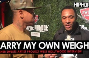 Carry My Own Weight Talks Their Brand, the Urban Fashion Culture & More (Video)
