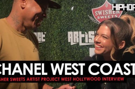 "Chanel West Coast Talks the ""Sparks Awards"", Her Upcoming EP, The Season of ""Ridiculousness"" & More (Video)"