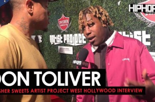 Don Toliver Talks His Upcoming 'Donnie Womack' Project, the Cannabis Culture in Hip-Hop & More (Video)